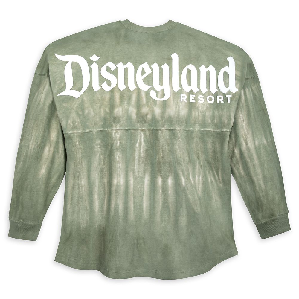 Disneyland Spirit Jersey for Adults – Tie-Dye Sage