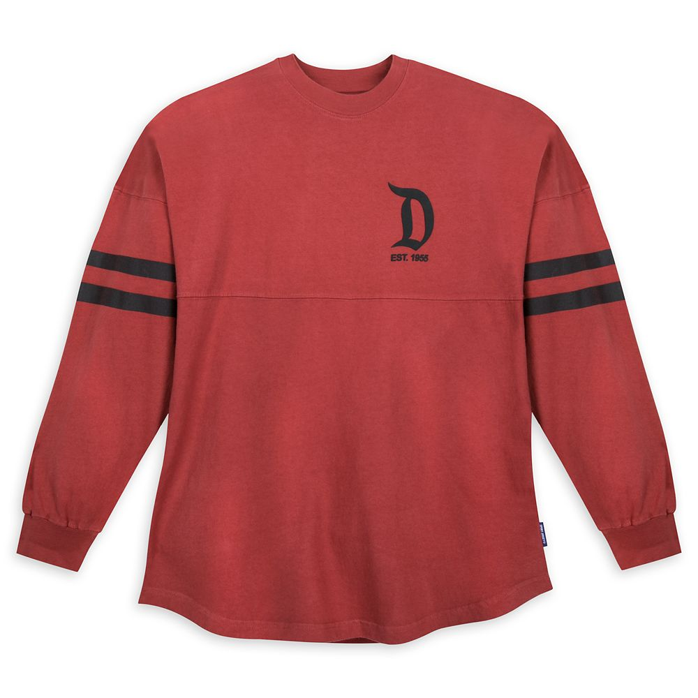 Disneyland Spirit Jersey for Adults – Brick Red