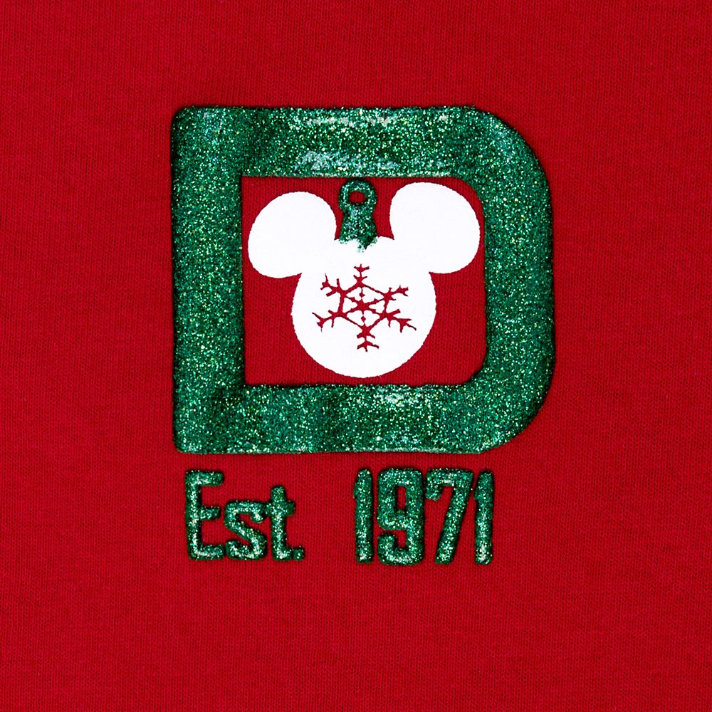 Santa Mickey Mouse and Friends Holiday Spirit Jersey for Adults – Walt Disney World