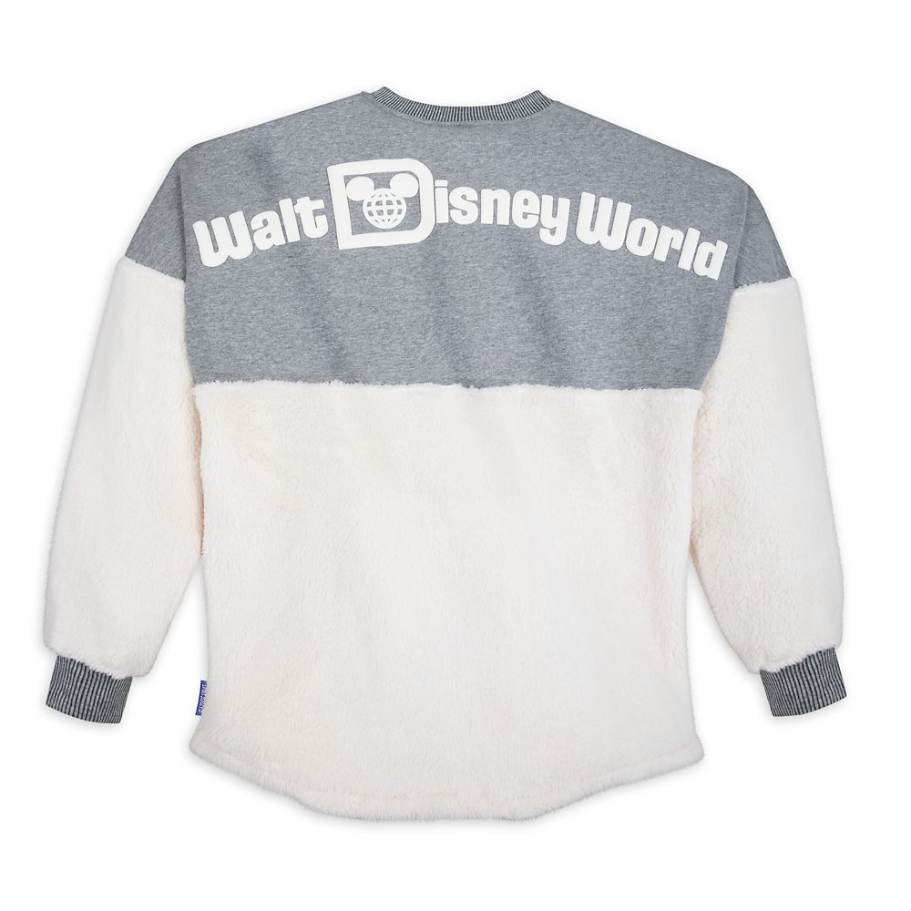 Walt Disney World Sherpa Fleece Spirit Jersey for Adults