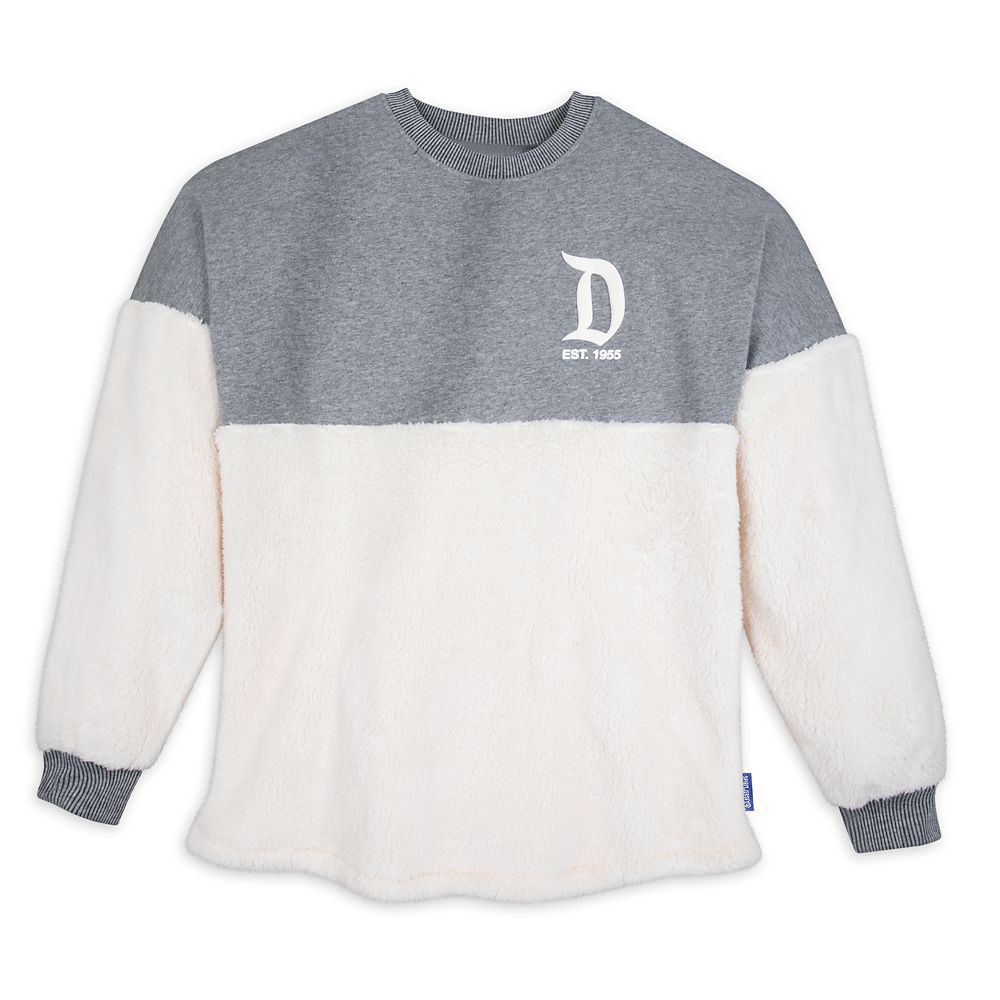 Disneyland Sherpa Fleece Spirit Jersey for Adults
