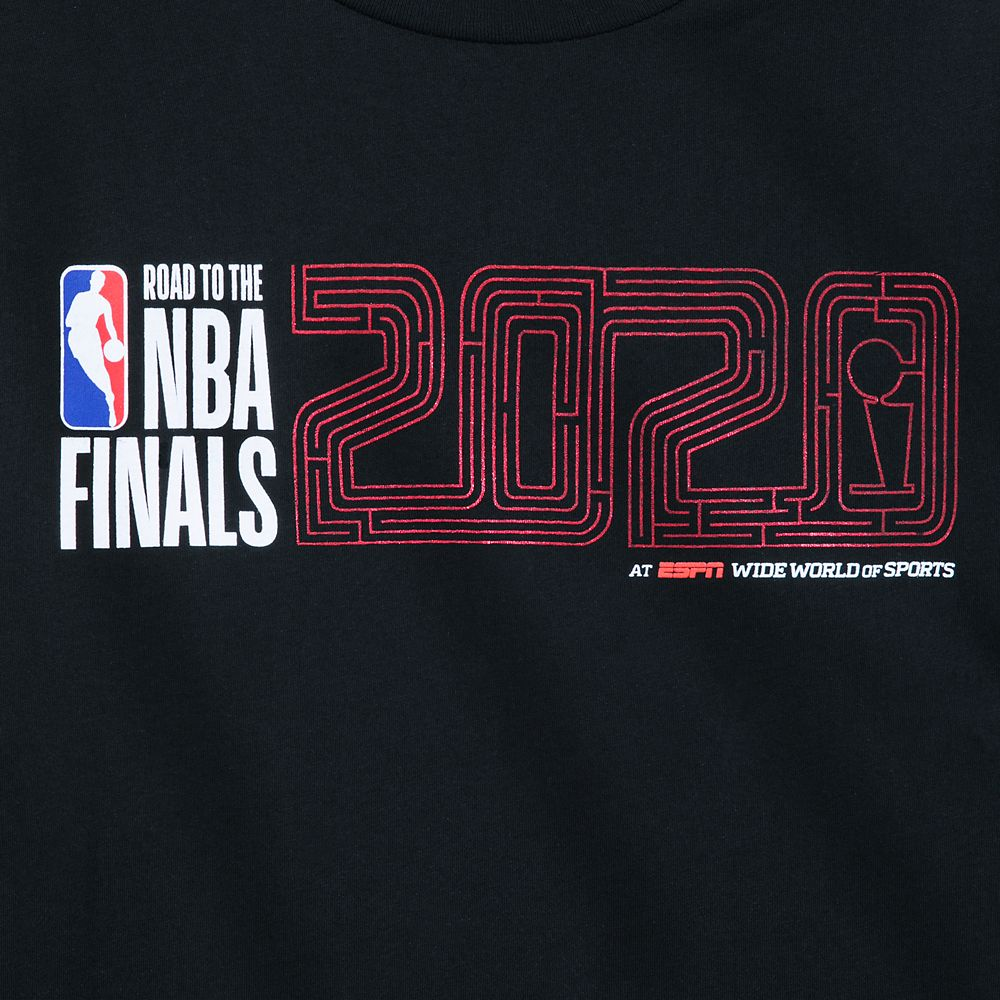 ''Road to the NBA Finals'' T-Shirt for Women – NBA Experience