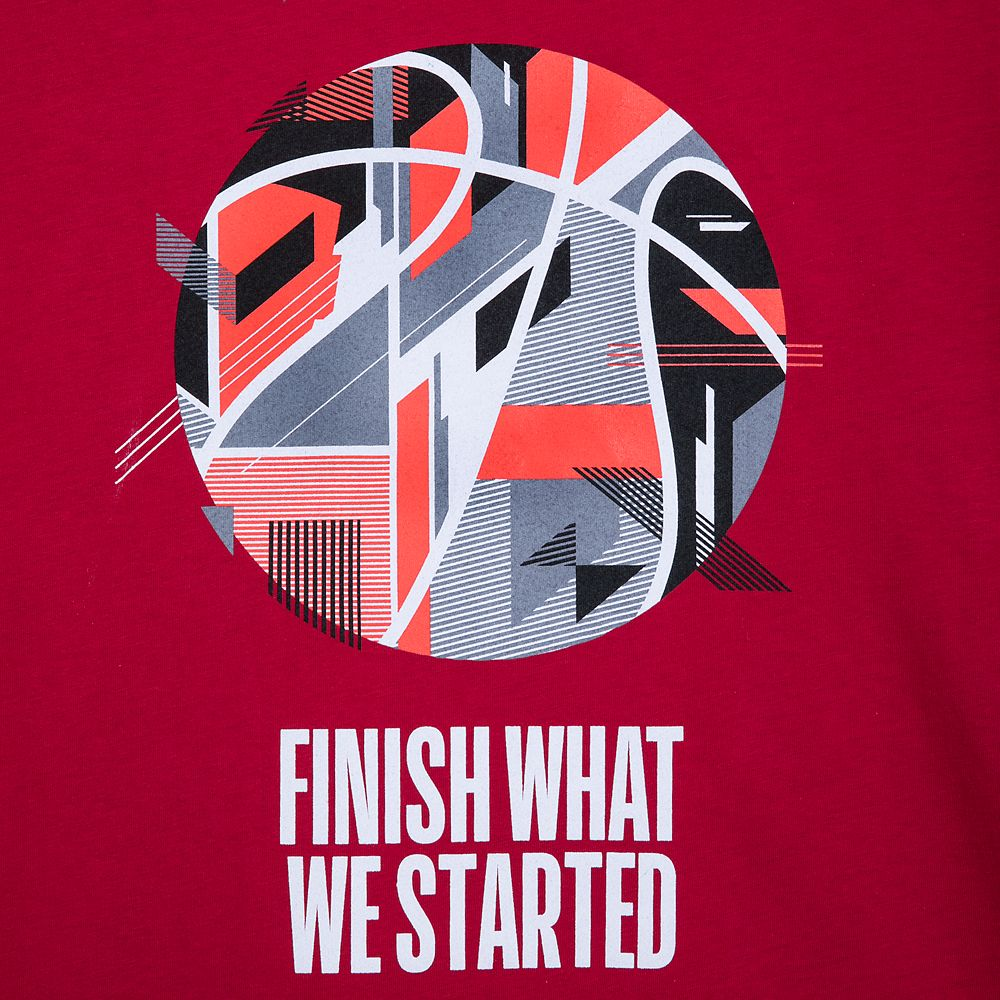 ''Finish What We Started'' T-Shirt for Men – NBA Experience