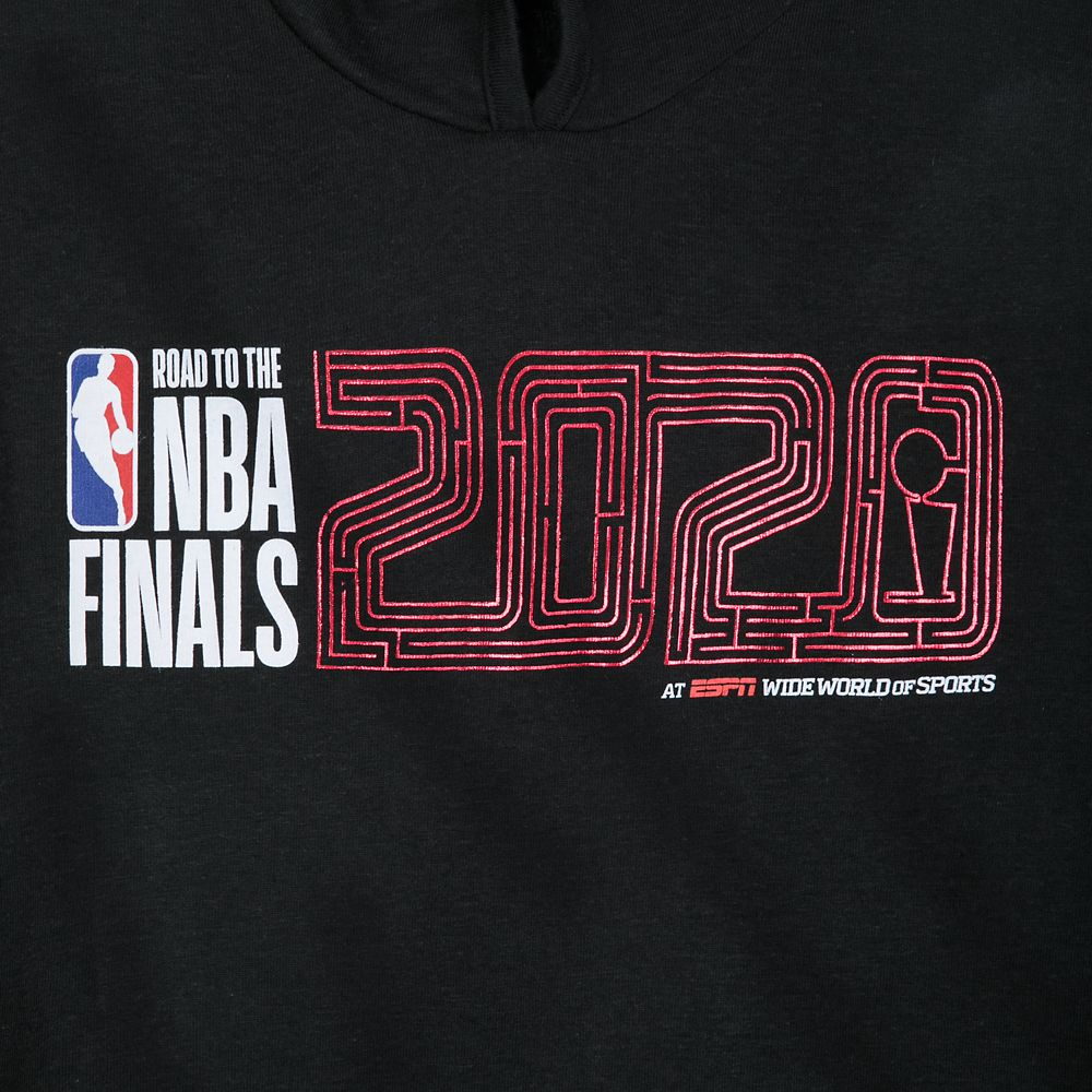 ''Road to the NBA Finals'' Hooded Pullover for Men – NBA Experience