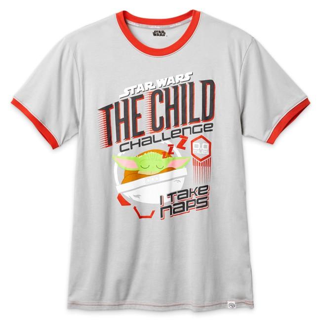 The Child runDisney Ringer T-Shirt for Men – Star Wars: The Mandalorian