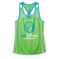 Death Star runDisney Performance Tank Top for Women – Star Wars