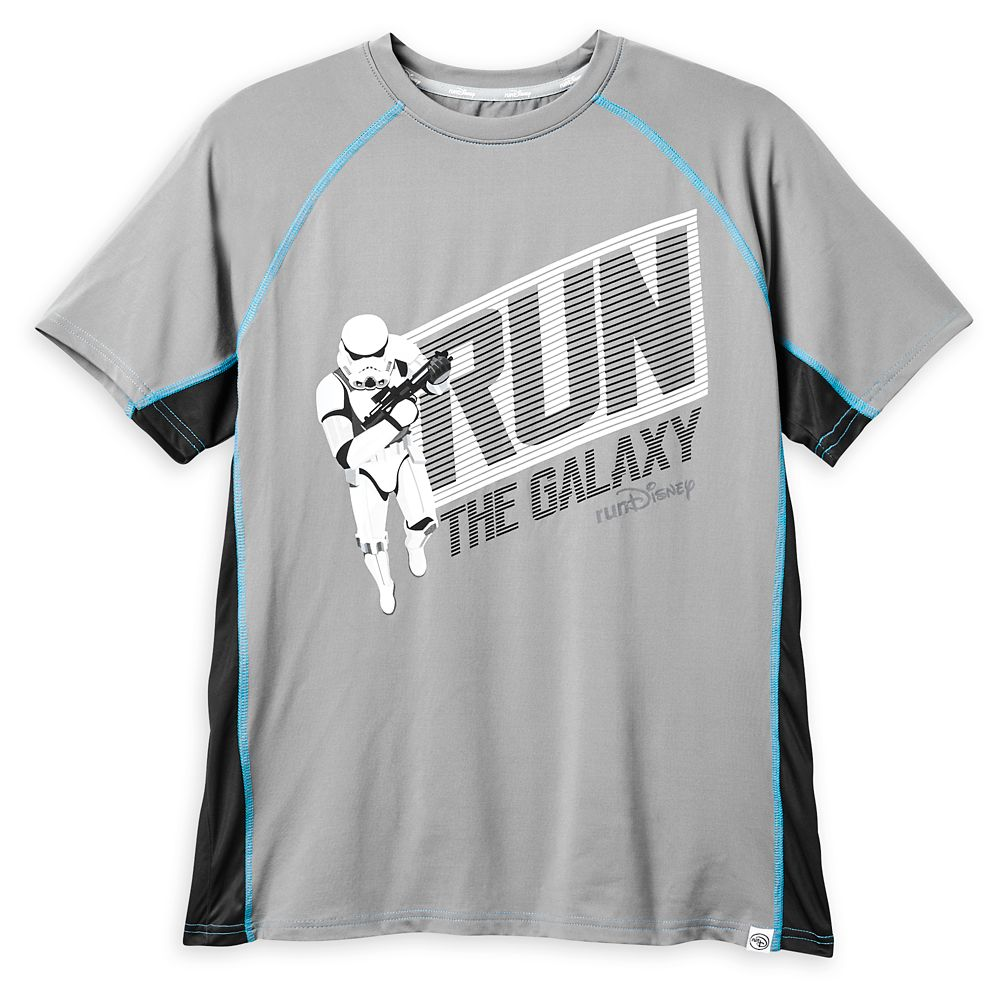 Stormtroopers ''Run the Galaxy'' runDisney T-Shirt for Men – Star Wars
