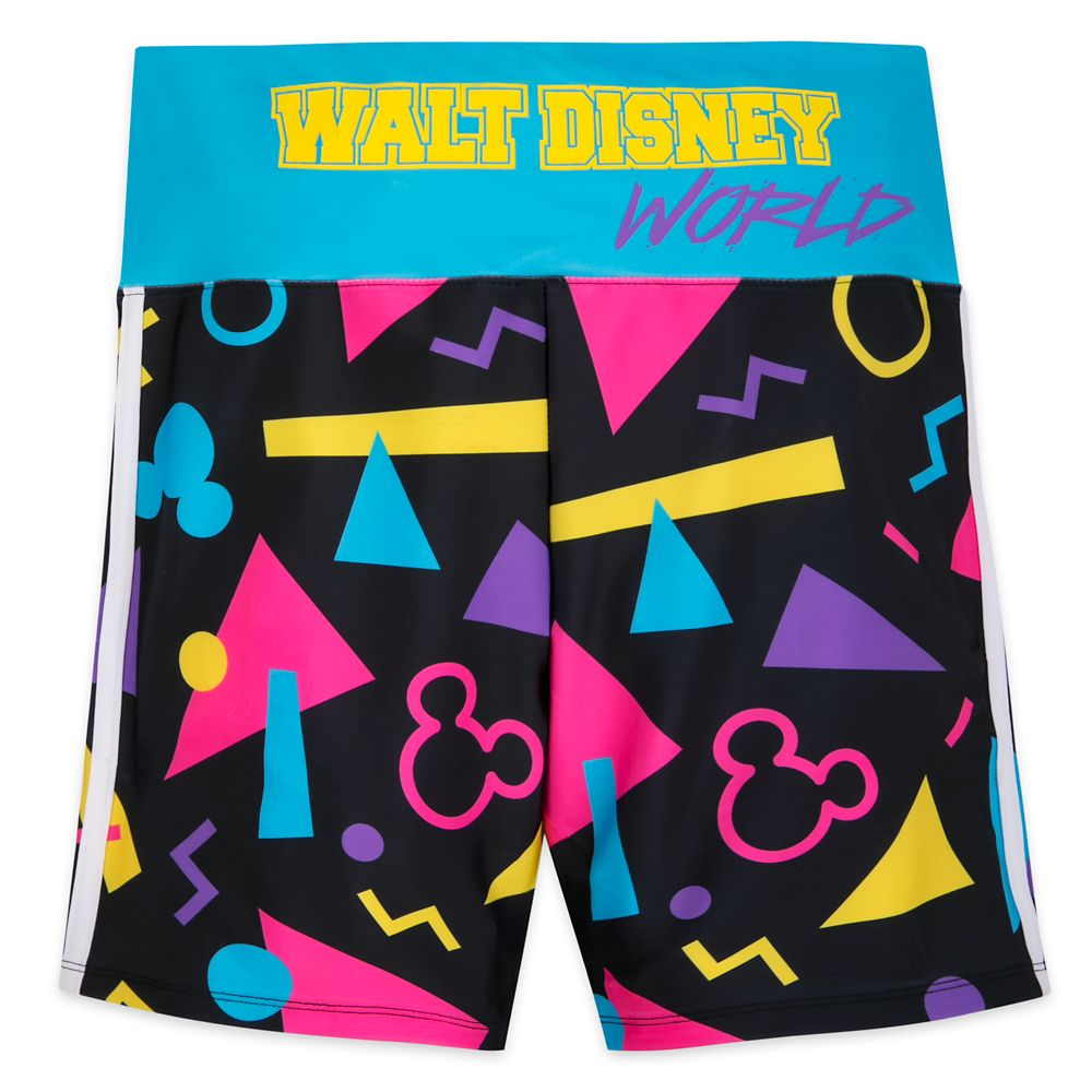 Mickey Mouse Bike Shorts for Women – Walt Disney World