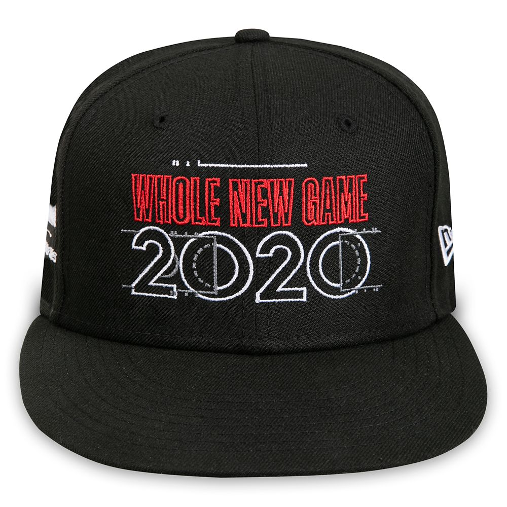 NBA Playoffs 2020 ''Whole New Game'' Ball Cap for Adults by New Era – ESPN Wide World of Sports