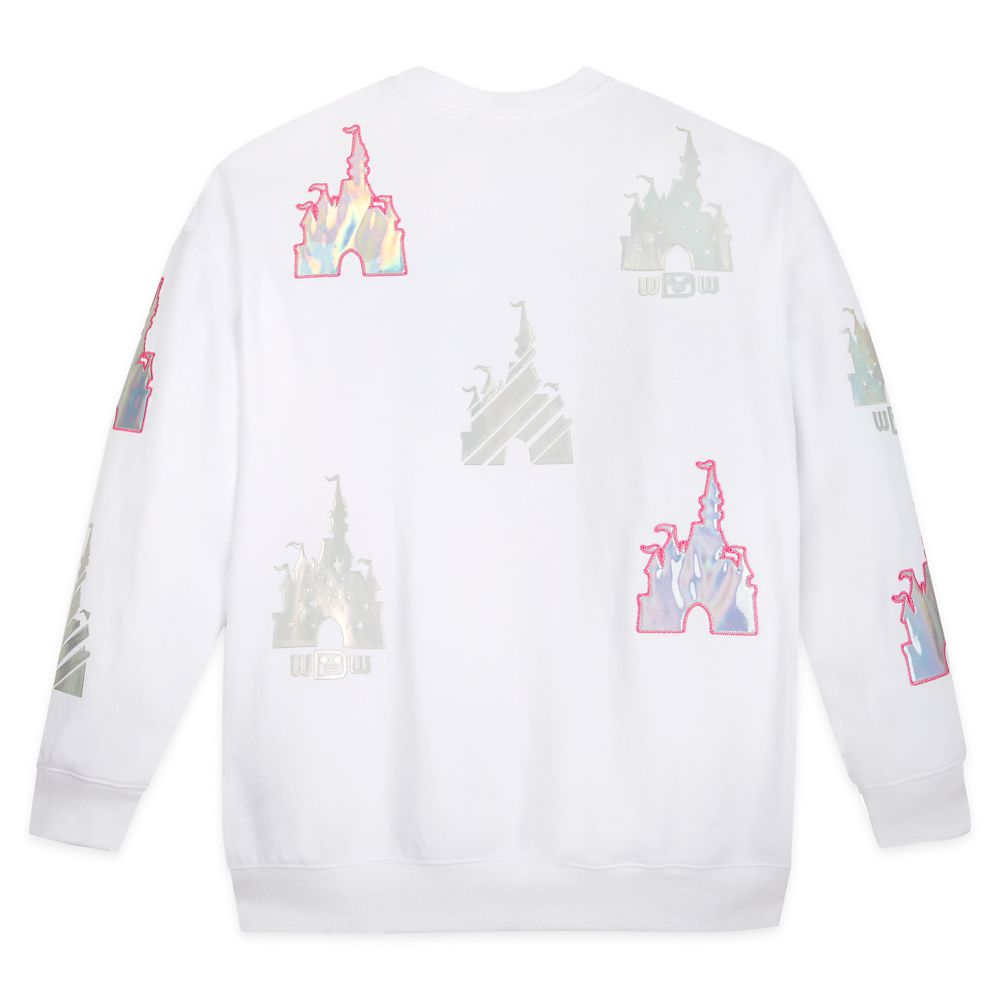 Cinderella Castle Icon Pullover Sweatshirt for Women – Walt Disney World