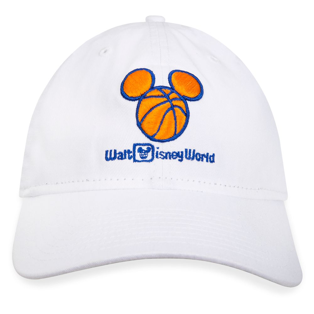 Mickey Mouse Icon Basketball Baseball Cap for Adults by New Era – NBA Experience