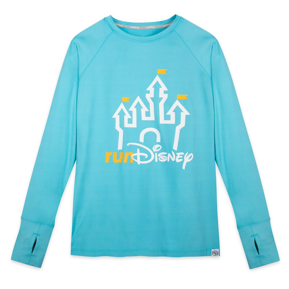 runDisney Checklist Long Sleeve T-Shirt for Women