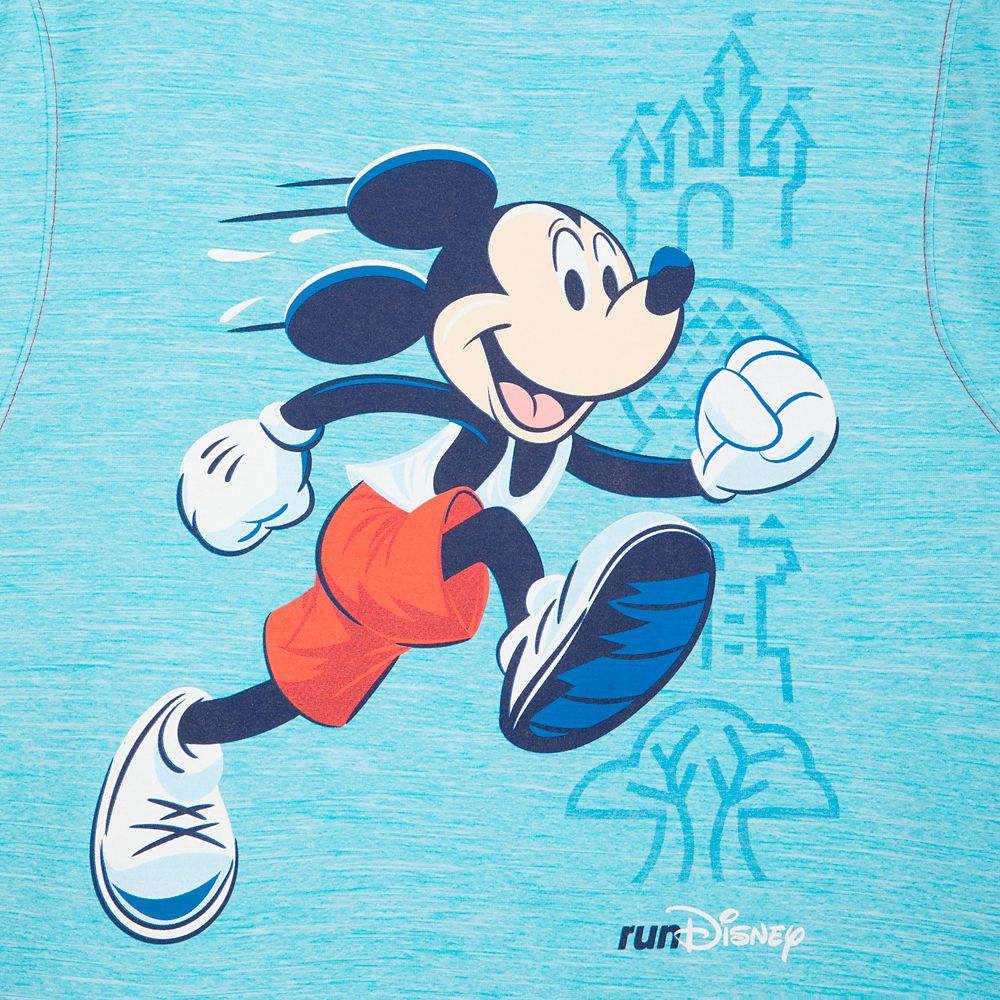 Mickey Mouse runDisney Performance T-Shirt for Women