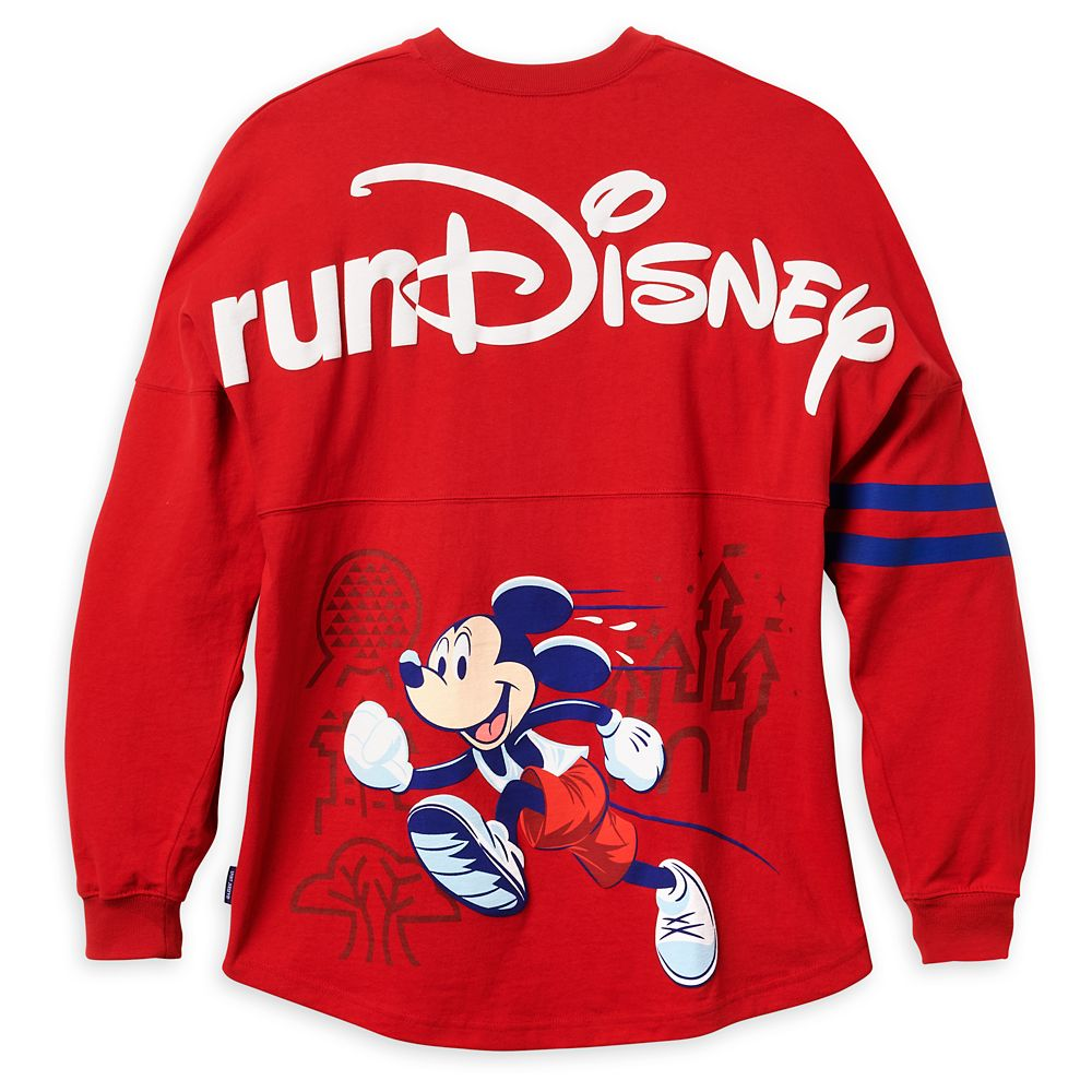 Mickey Mouse runDisney 2021 Spirit Jersey for Adults