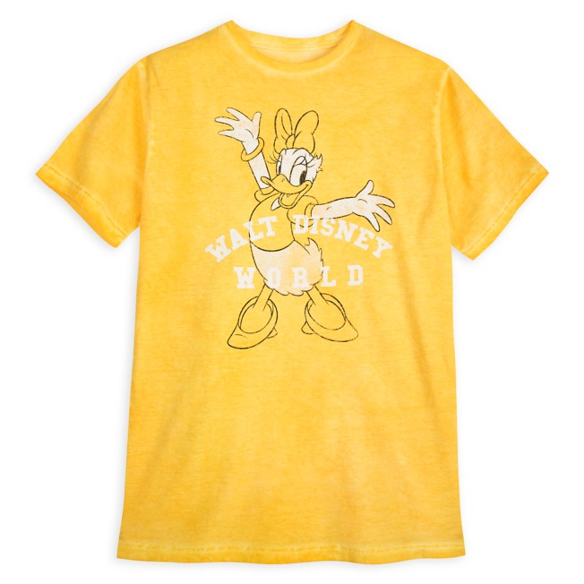 Daisy Duck Vintage Wash T-Shirt for Adults – Walt Disney World