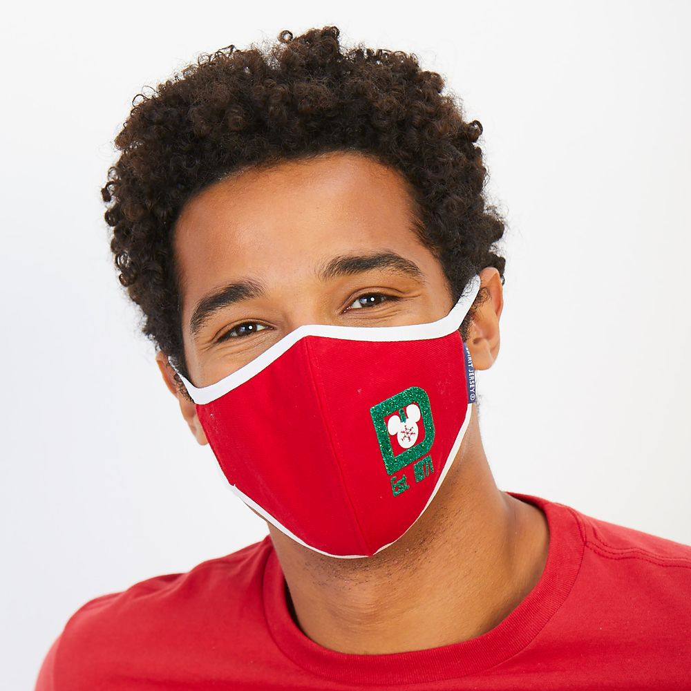 Walt Disney World Holiday Face Mask by Spirit Jersey