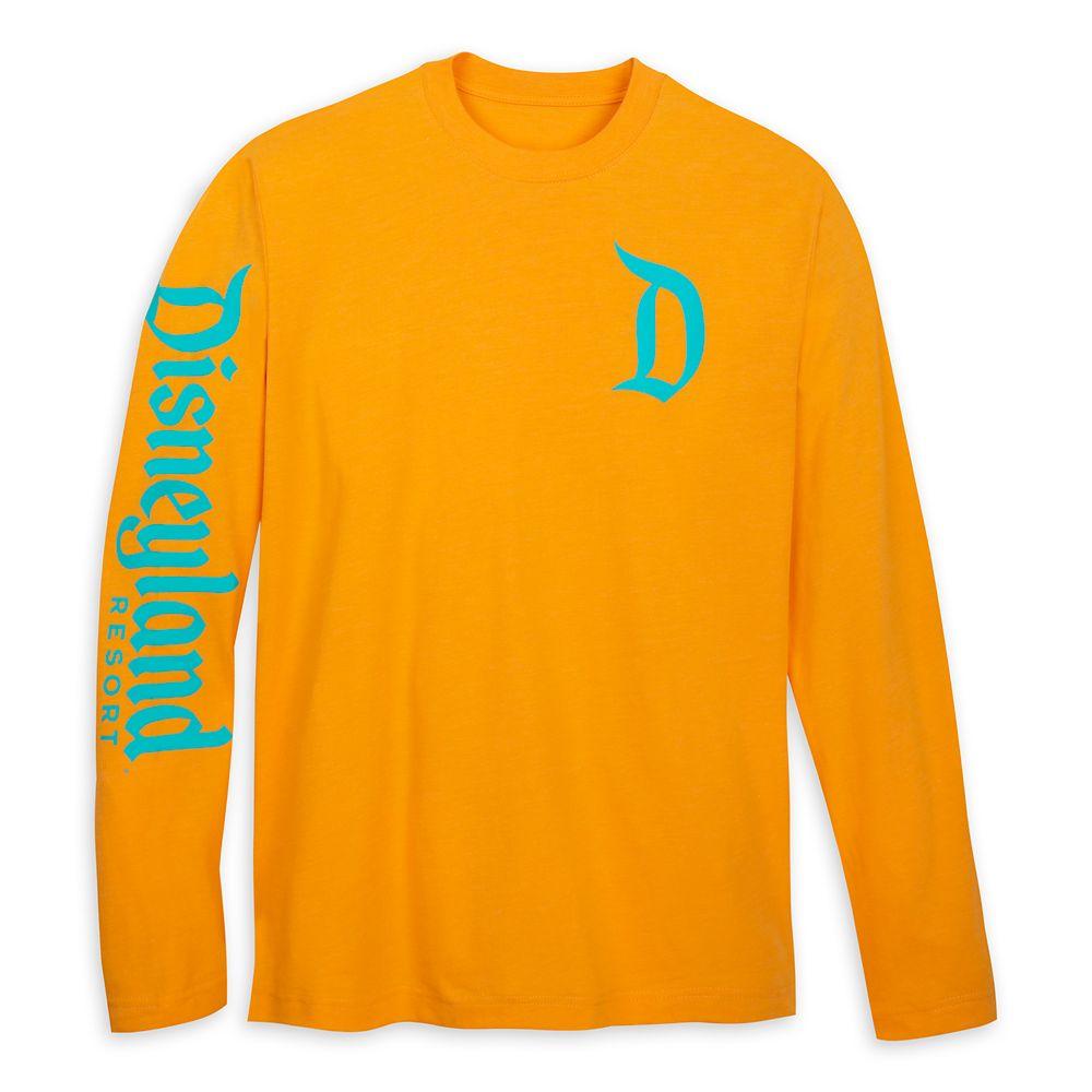 Disneyland Logo Long Sleeve T-Shirt for Adults – Mango
