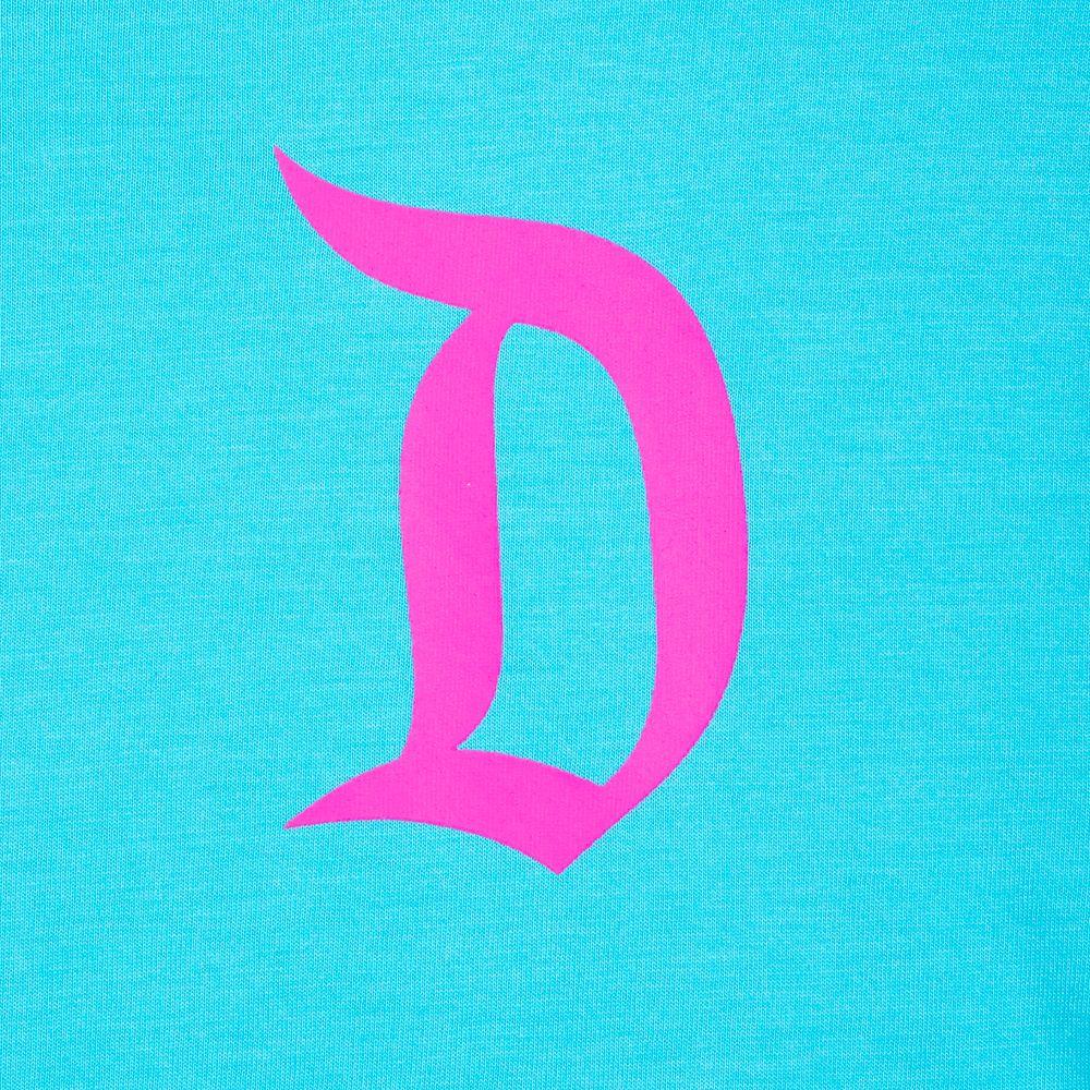 Disneyland Logo Long Sleeve T-Shirt for Adults – Blue