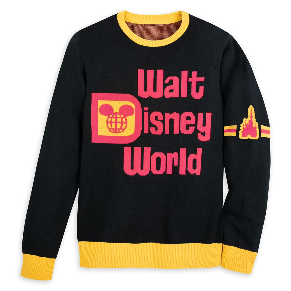 Walt Disney World Knit Sweater for Adults
