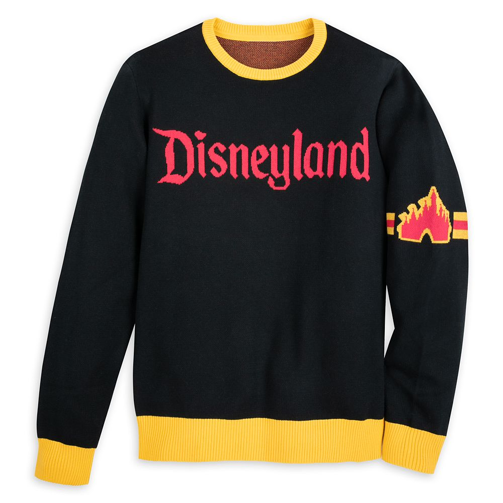 Disneyland Knit Sweater for Adults