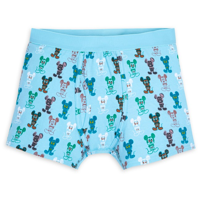 Mickey Mouse Boxer Briefs for Men