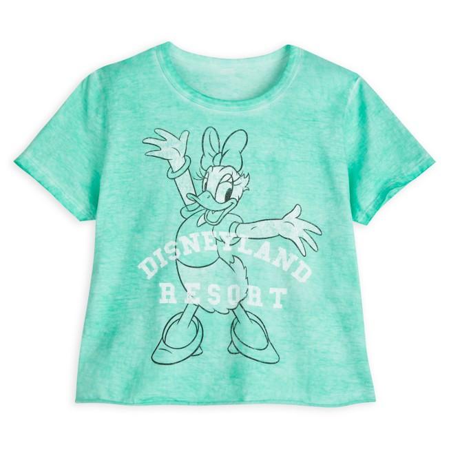 Daisy Duck Vintage Wash T-Shirt for Women – Disneyland