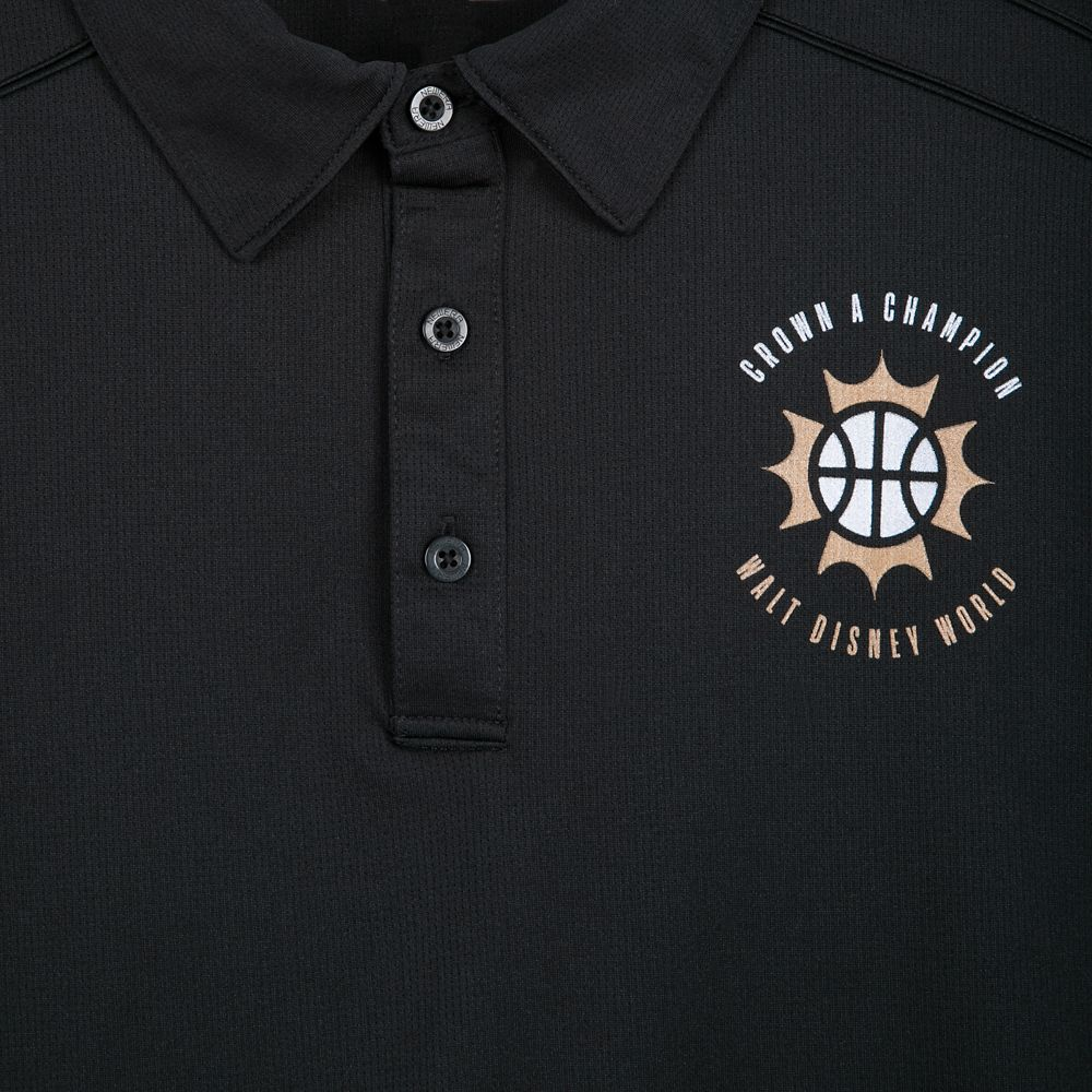 ''Crown a Champion'' Polo Shirt for Men by New Era – NBA Experience