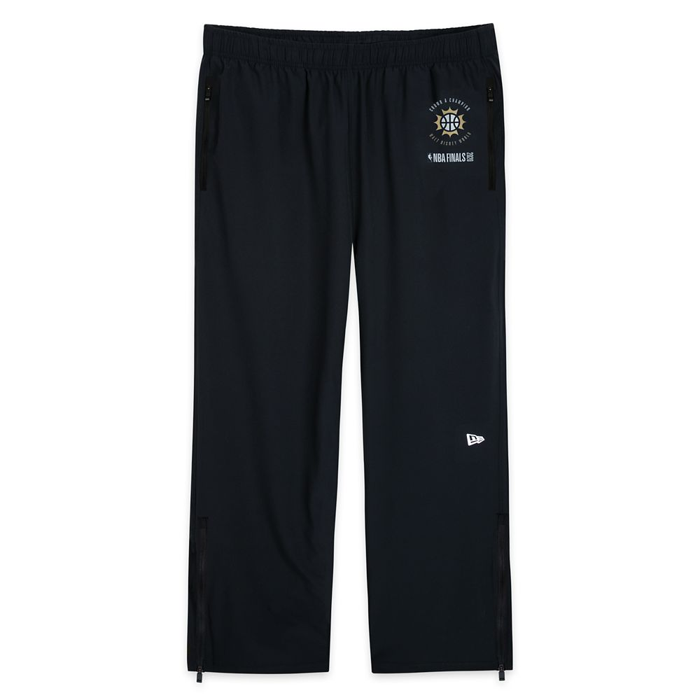 ''Crown a Champion'' Athletic Pants for Men by New Era – NBA Experience