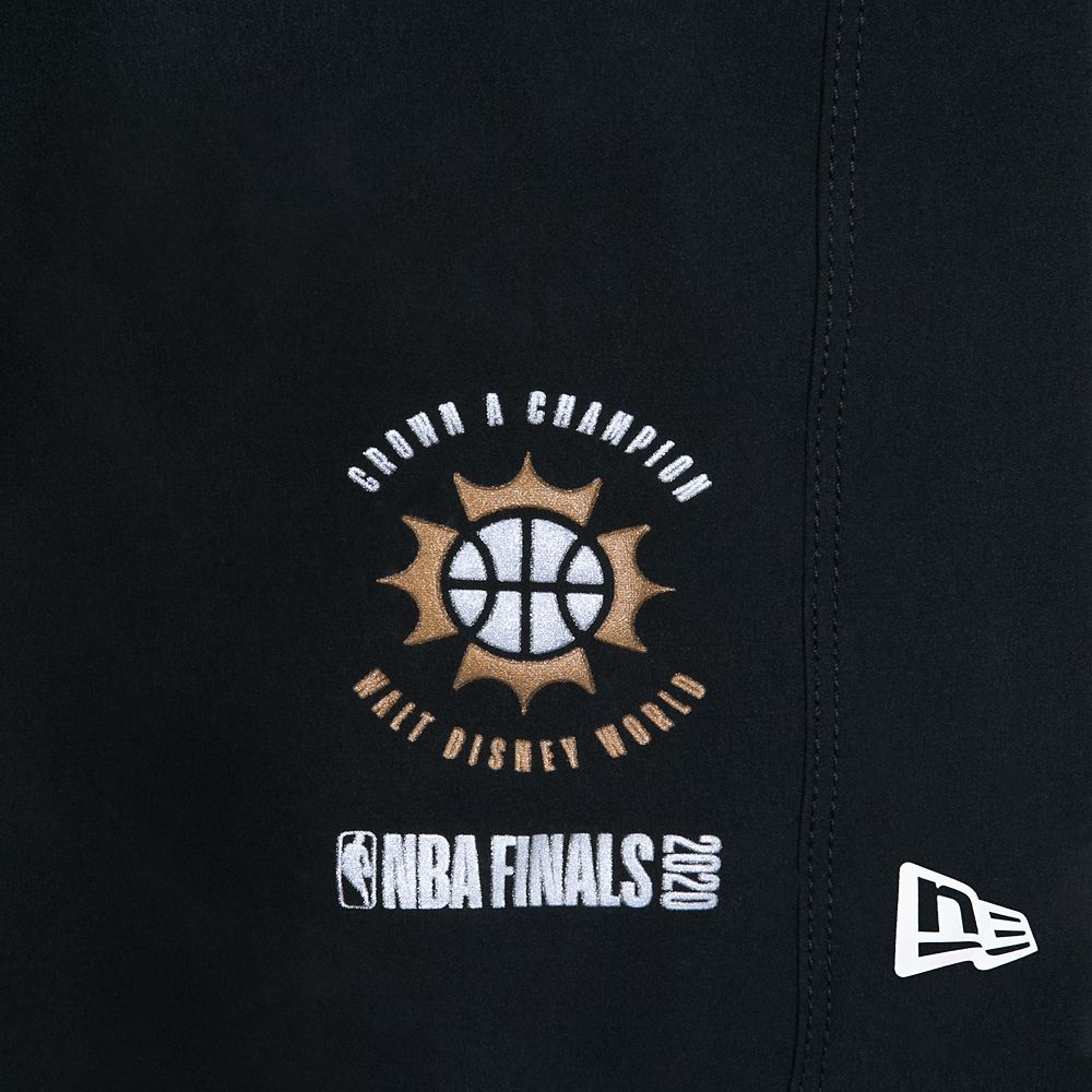 ''Crown a Champion'' Athletic Shorts for Men by New Era – NBA Experience