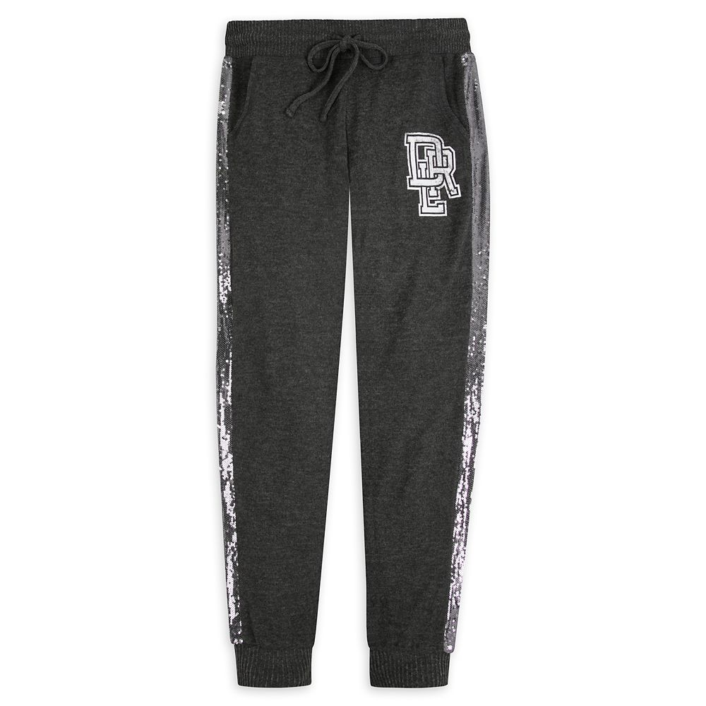 Disneyland Sequin Joggers for Women