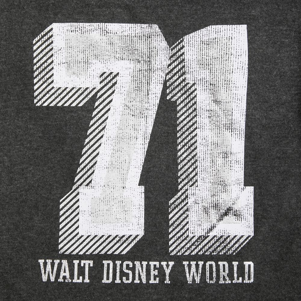 Walt Disney World Sequin Cropped Top for Women