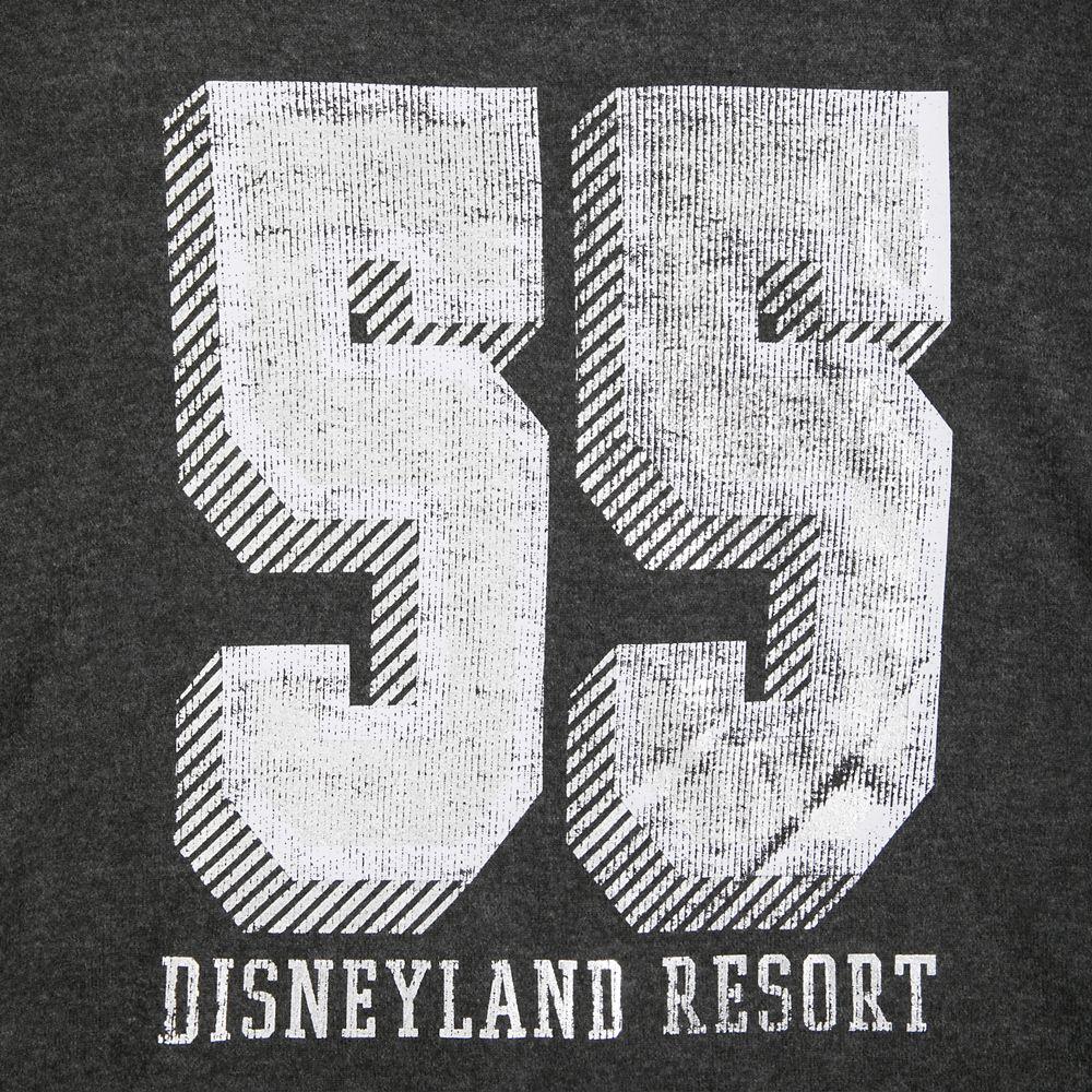 Disneyland Sequin Cropped Top for Women