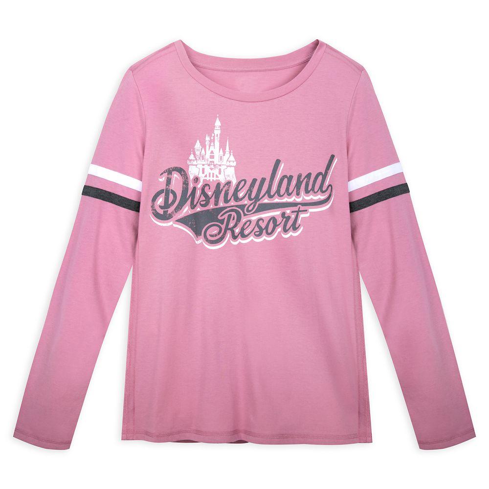 Disneyland Football T-Shirt for Women