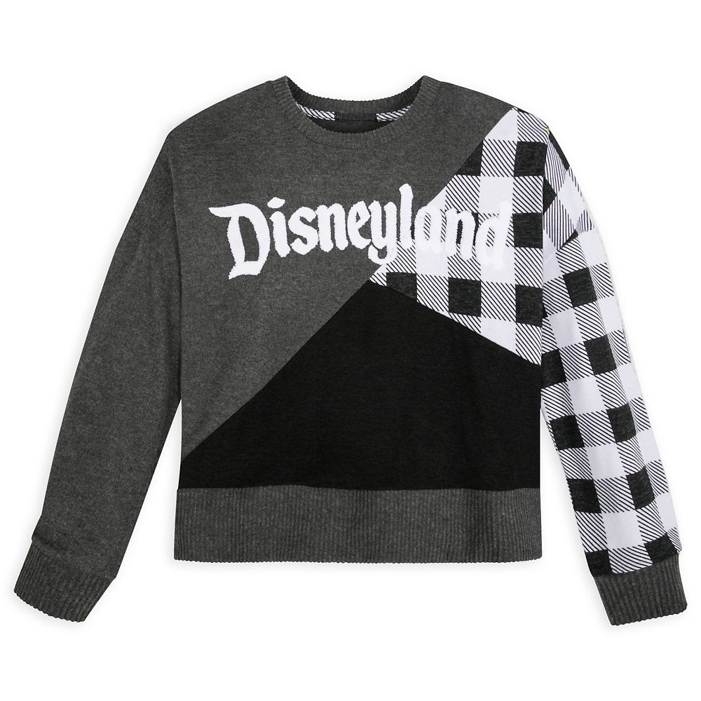 Disneyland Pieced Pullover Top for Women