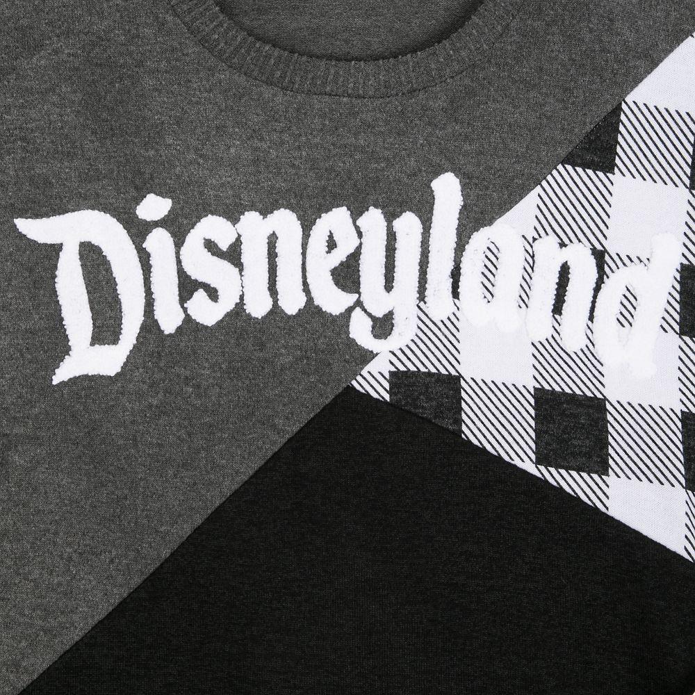 Disneyland Pieced Pullover Top for Women