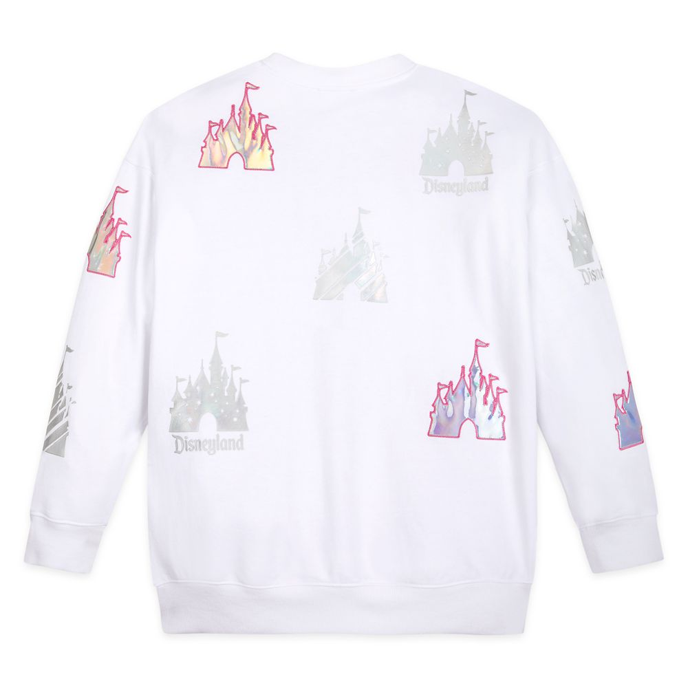 Sleeping Beauty Castle Icon Pullover Sweatshirt for Women – Disneyland