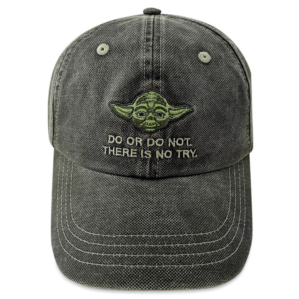 Yoda Baseball Cap for Adults – Star Wars