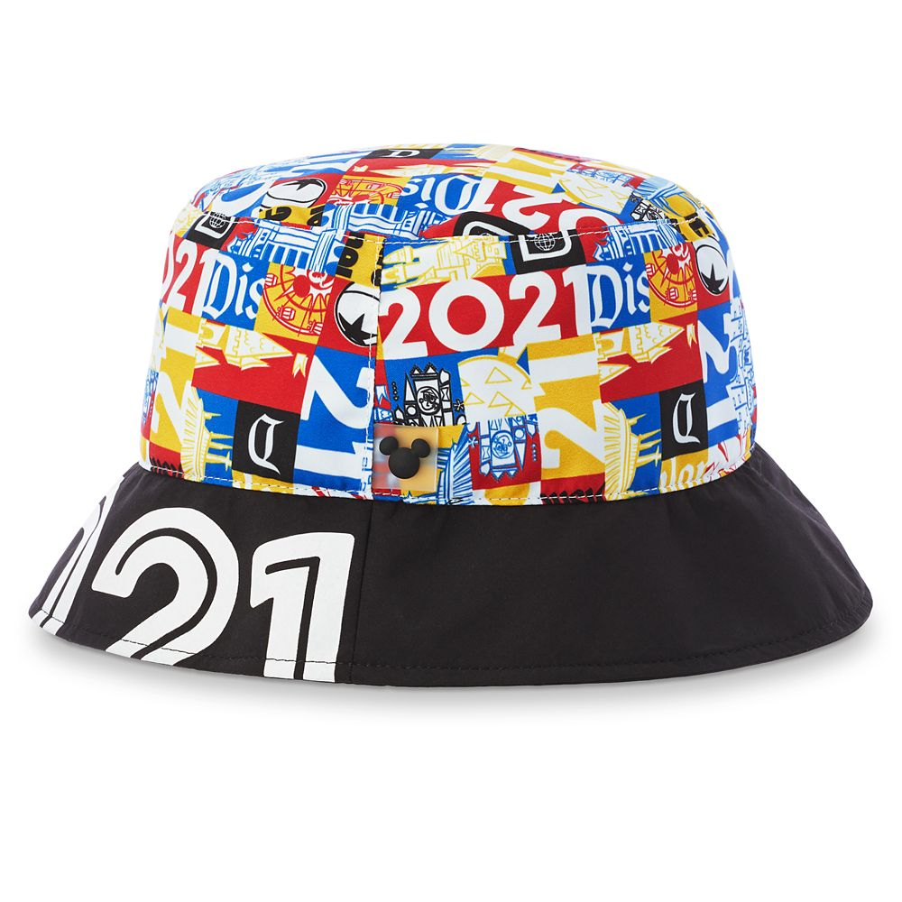 Disney Parks 2021 Bucket Hat for Adults