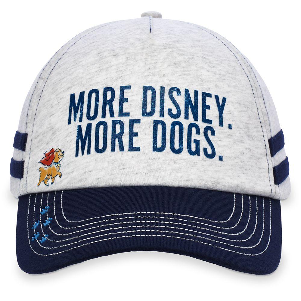 Disney Dogs Baseball Cap for Adults