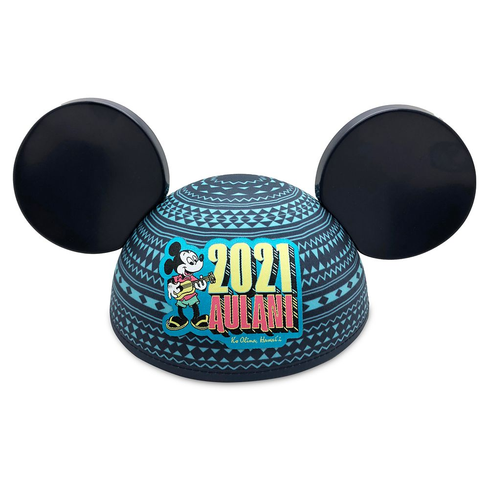 Mickey Mouse 2021 Ear Hat for Adults – Aulani, A Disney Resort & Spa