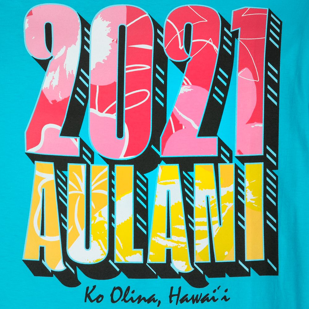 Mickey Mouse 2021 Long Sleeve T-Shirt for Adults – Aulani, A Disney Resort & Spa