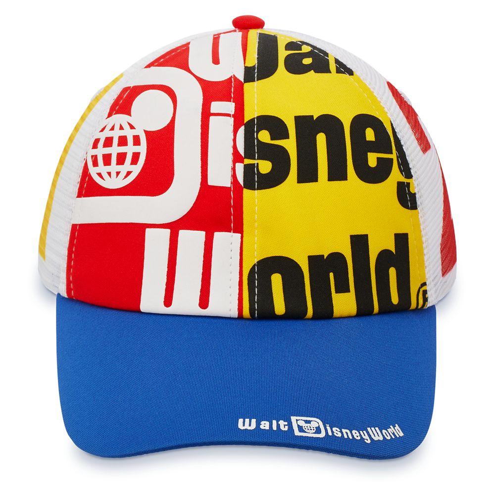 Walt Disney World 2021 Baseball Cap for Adults