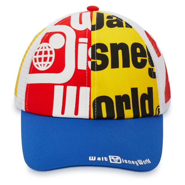 Walt Disney World 2021 Baseball Cap for Adults