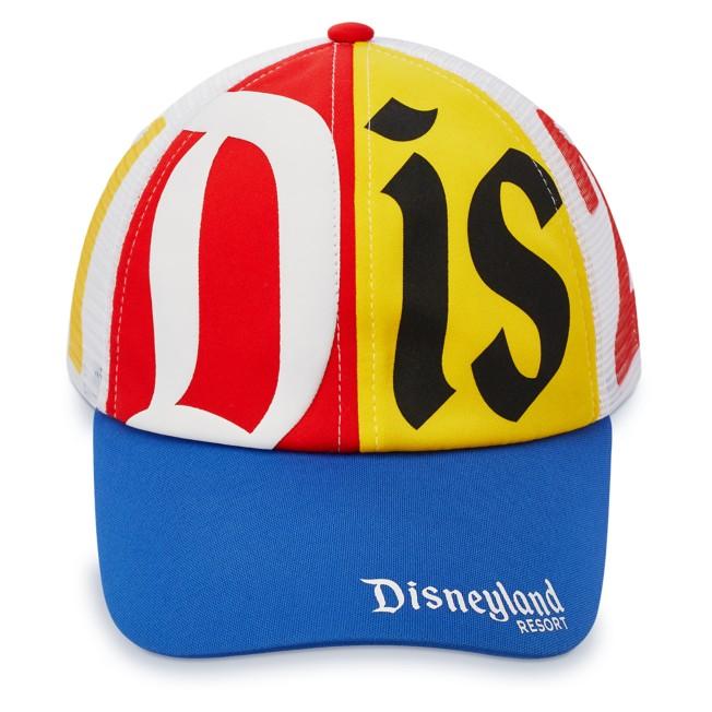 Disneyland 2021 Baseball Cap for Adults