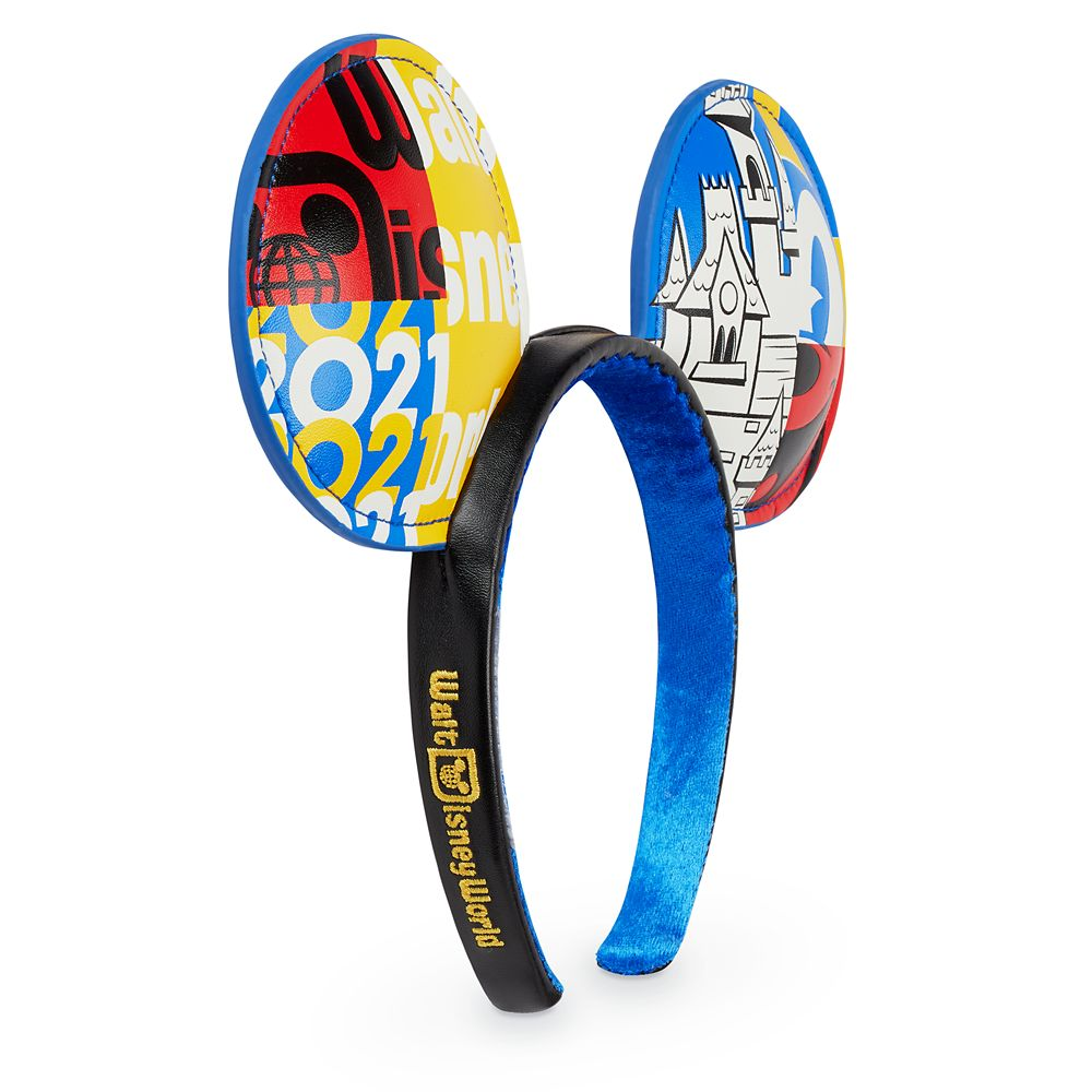 Mickey Mouse Ear Headband – Walt Disney World 2021