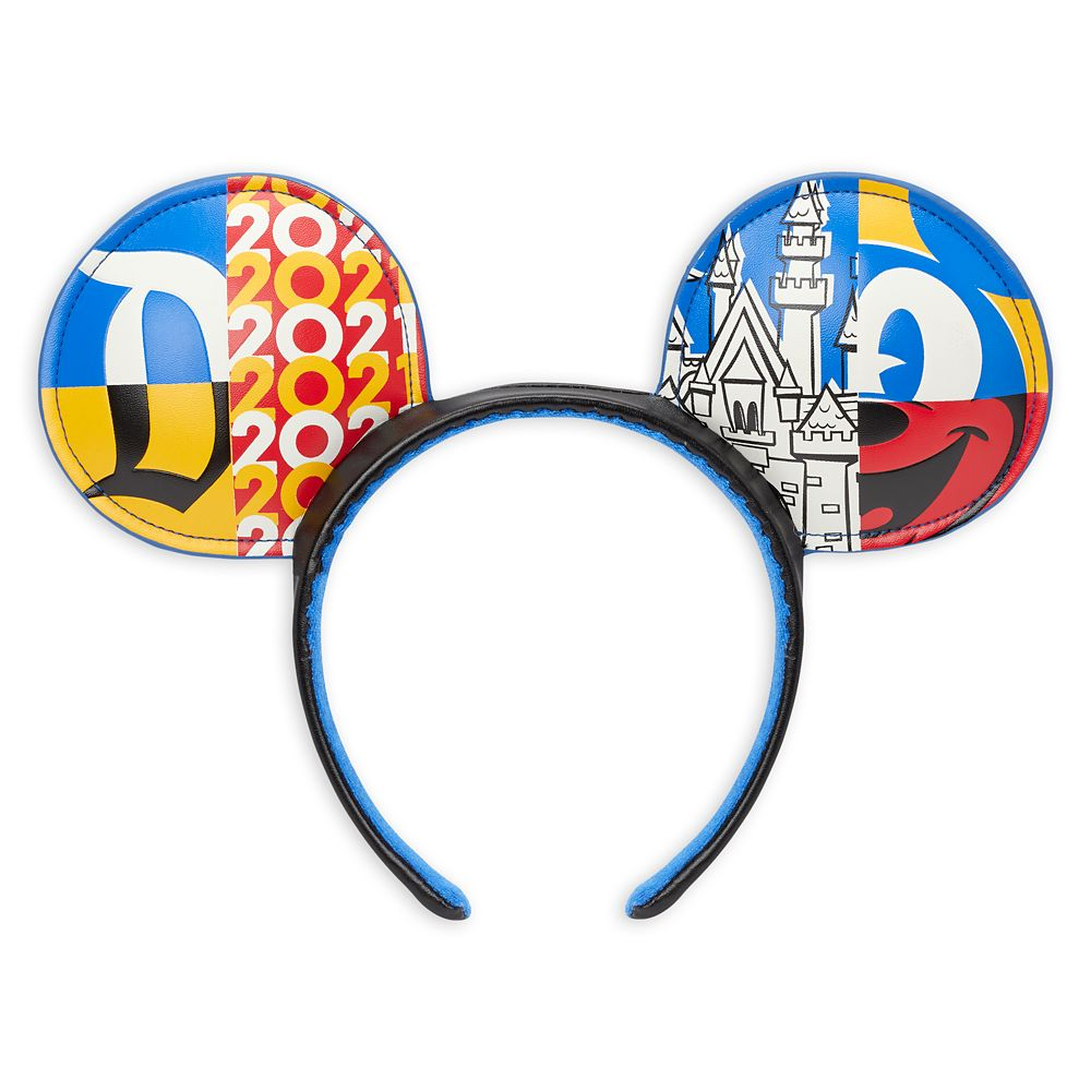 Mickey Mouse Ear Headband – Disneyland 2021