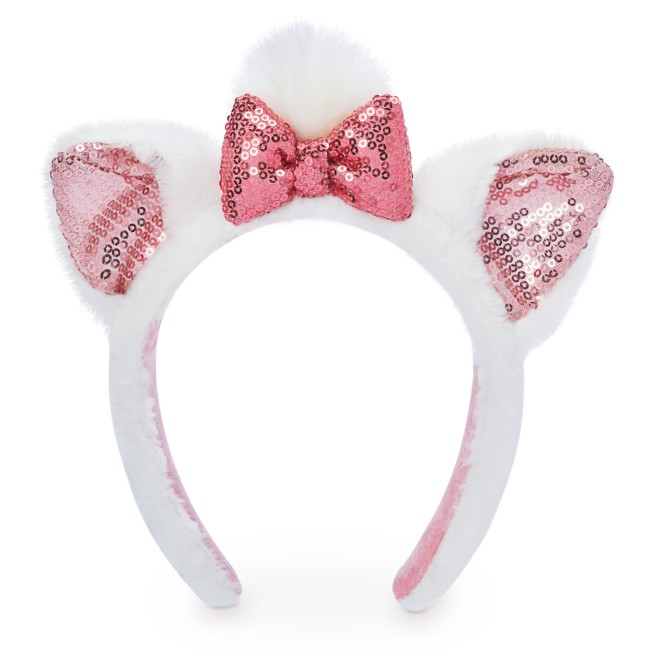 Marie Plush Headband for Adults – The Aristocats