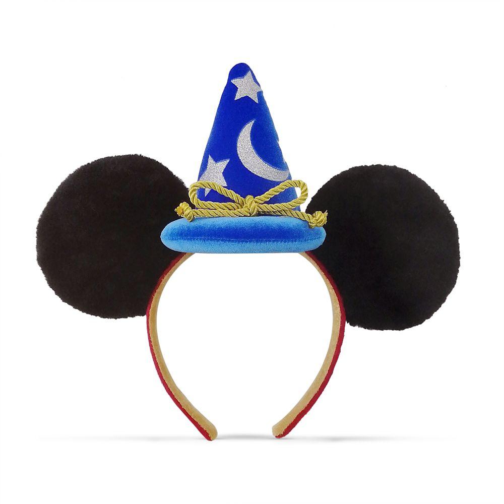 Sorcerer Mickey Mouse Ear Headband – Fantasia