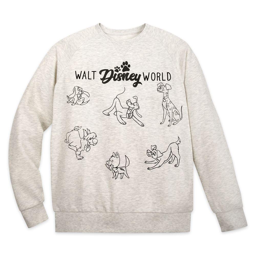 Disney Dogs Pullover Sweatshirt for Men – Walt Disney World