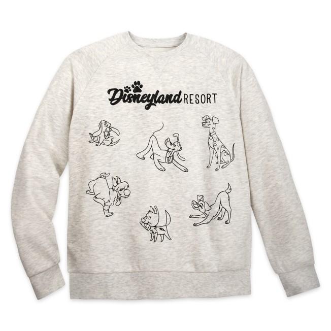 Disney Dogs Pullover Sweatshirt for Men – Disneyland